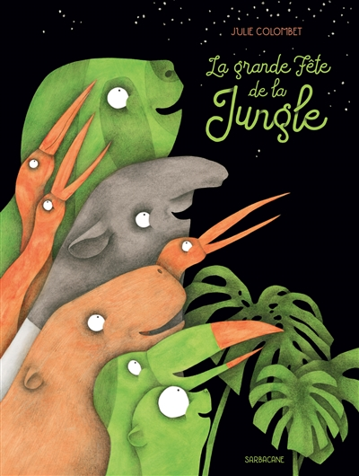 LA GRANDE FETE DE LA JUNGLE
